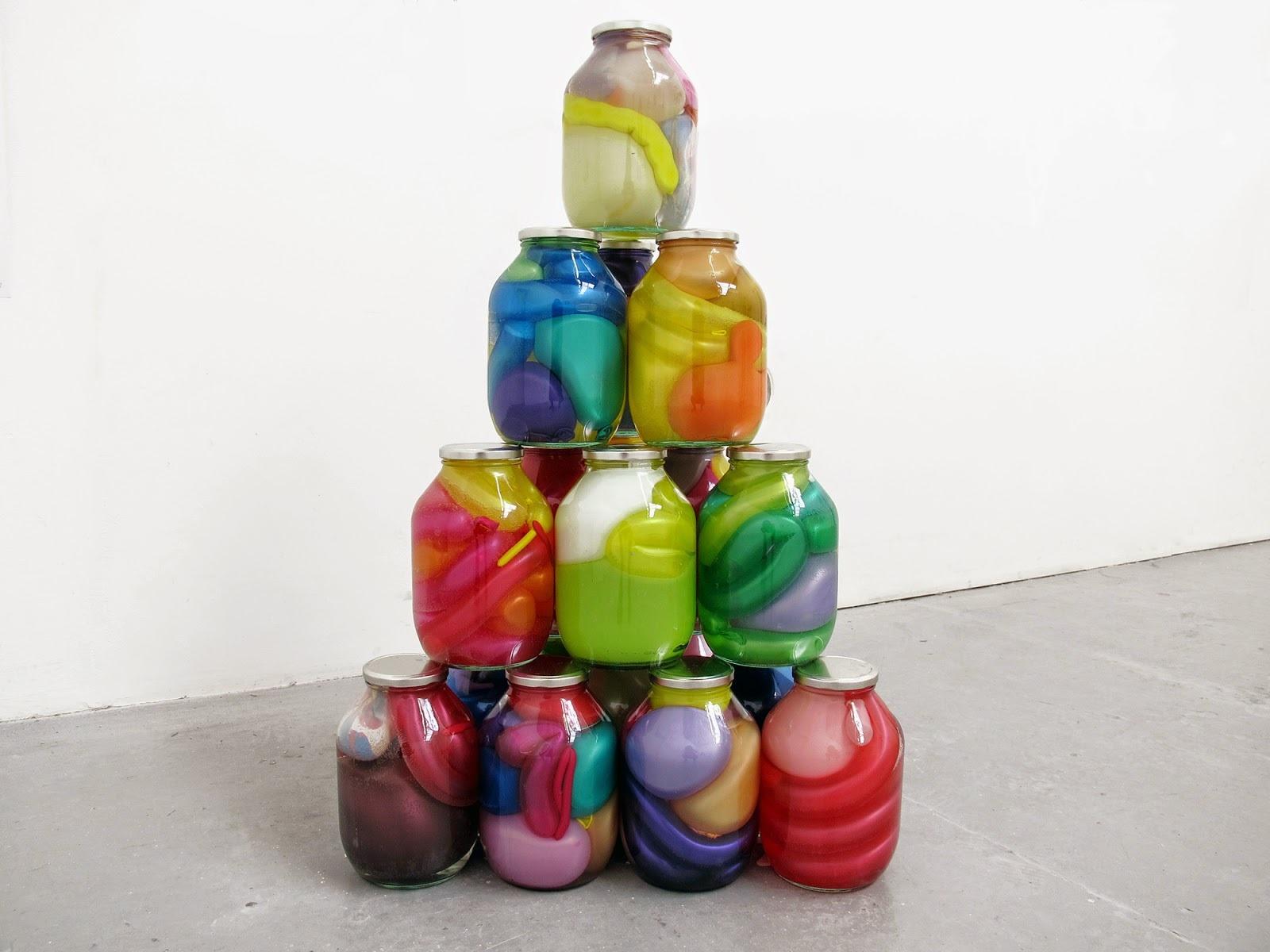 Saelia Aparicio, Pickled Balloons