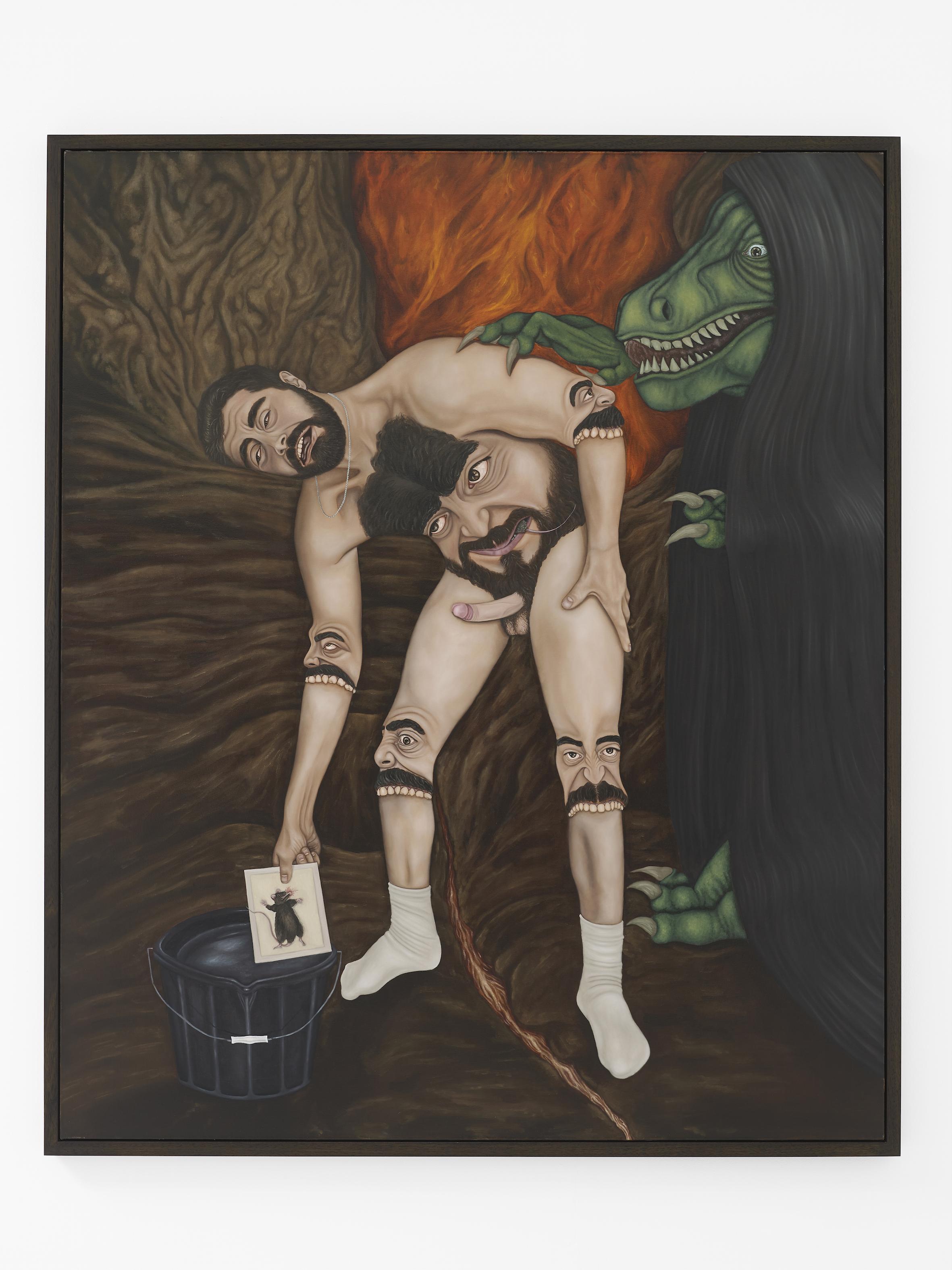 Glen Pudvine, Dying, 2019