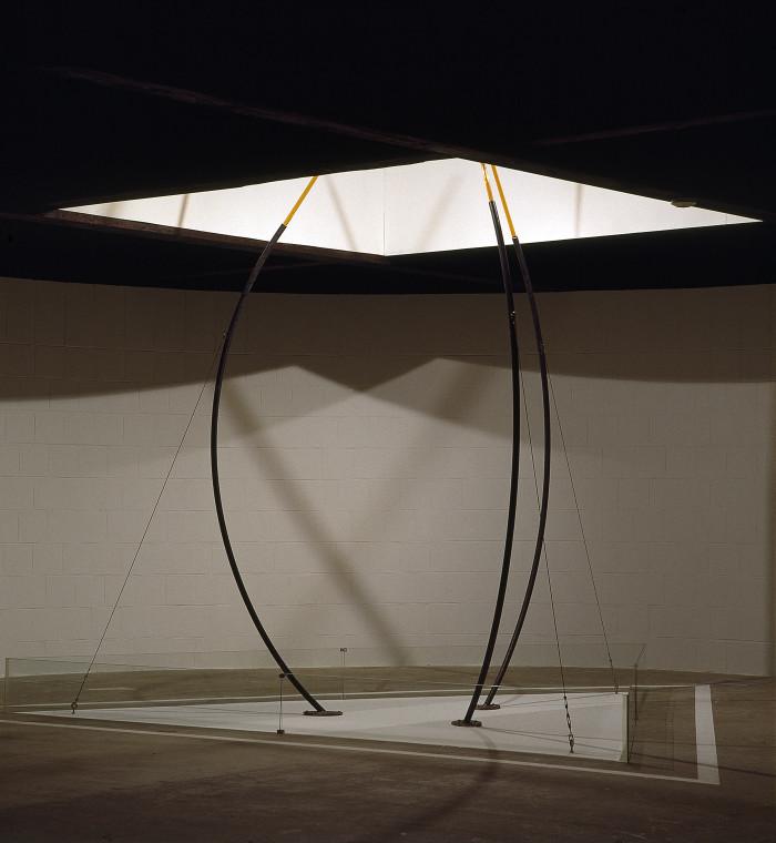 9 John Hansard Gallery 1992 Hypostasis bromine