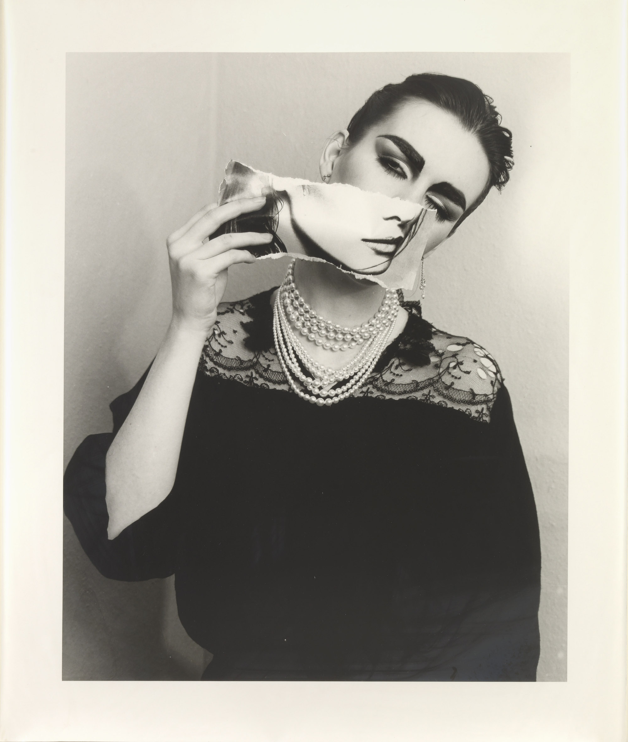 Linder, She/She, 1981, printed 2007 © Linder. Courtesy Fitzwilliam Museum