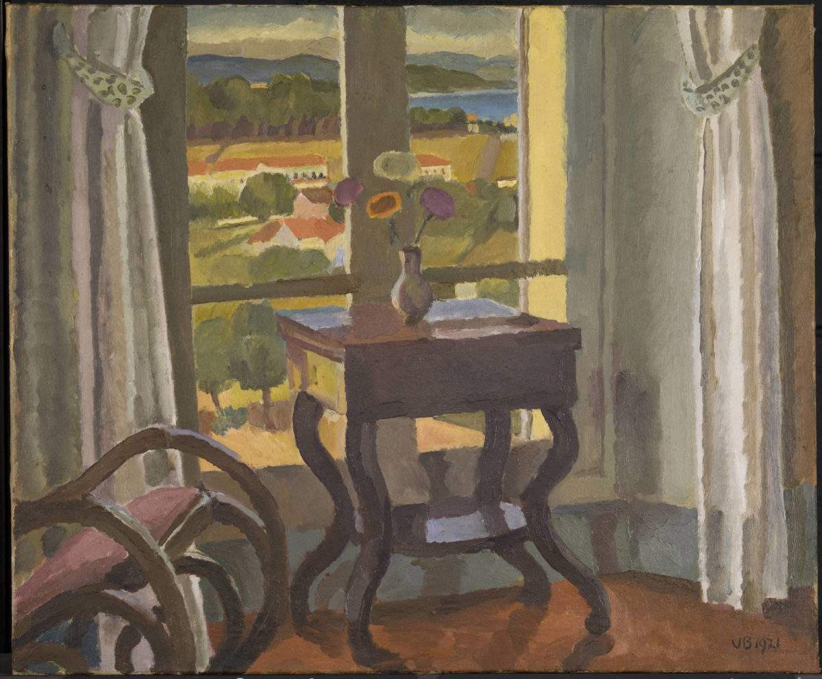 Vanessa Bell, Interior with a Table, 1921 © Tate