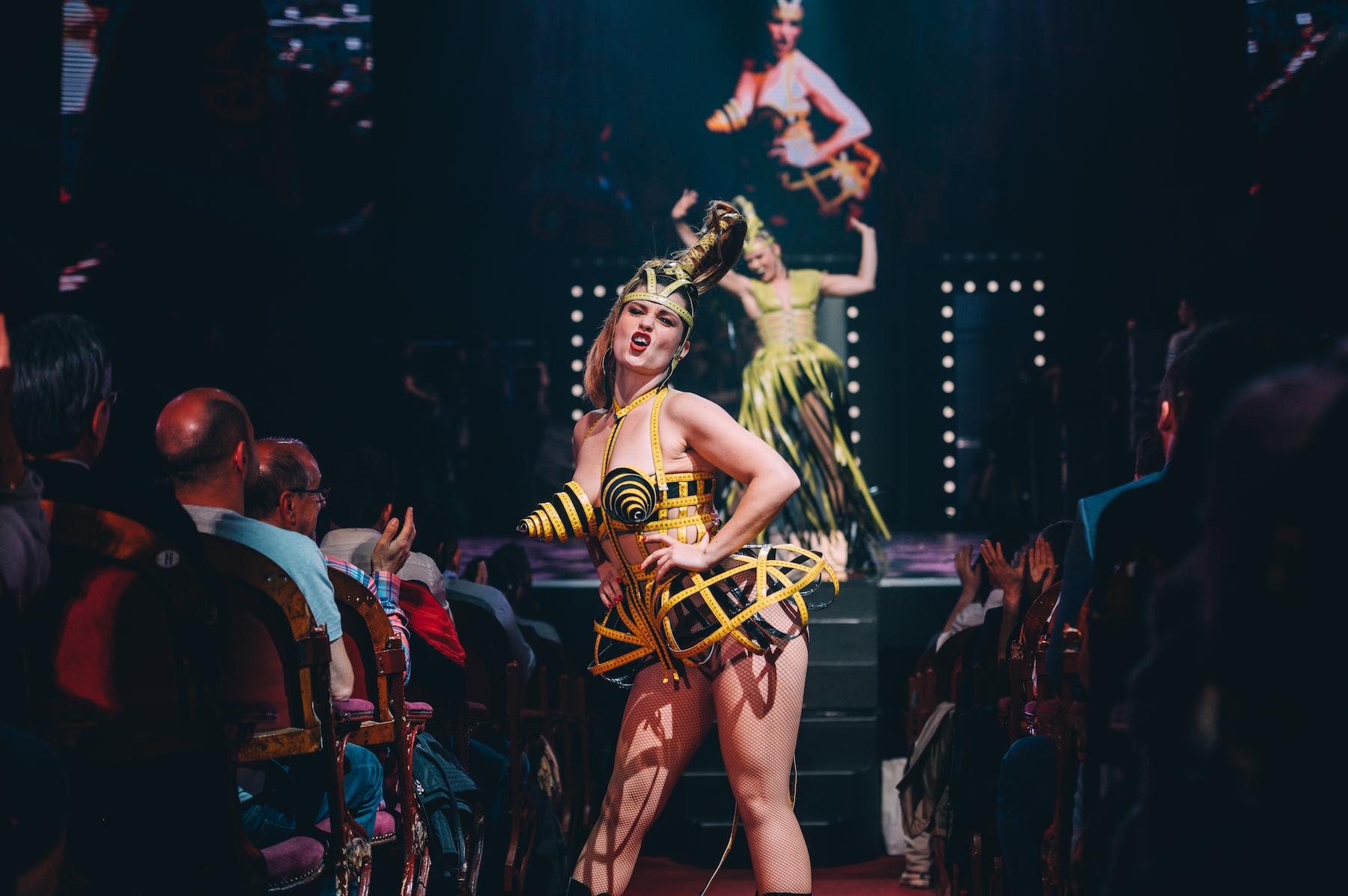 Jean Paul Gaultier: Fashion Freak Show. © Boby
