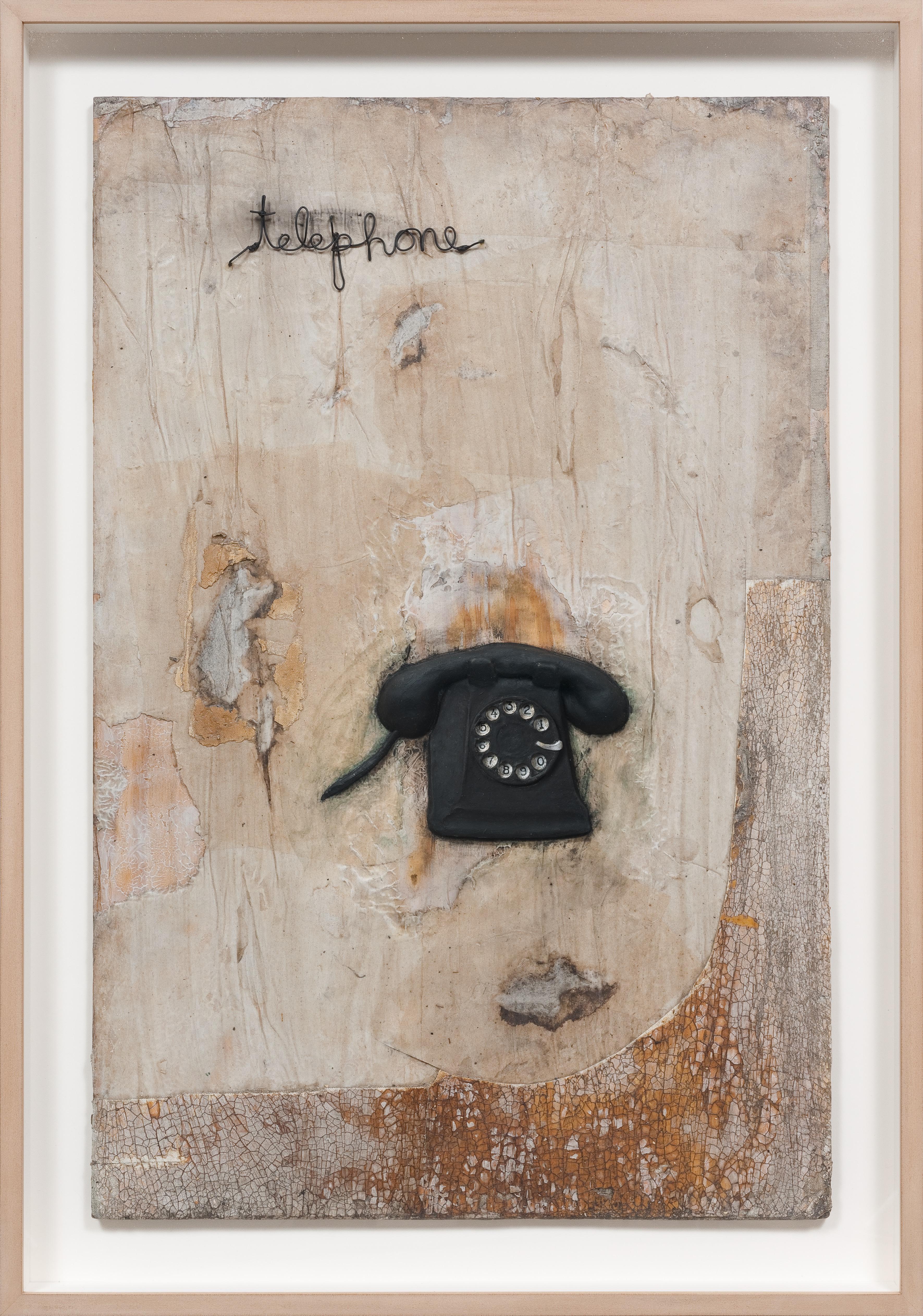 David Lynch, Telephone, 2012