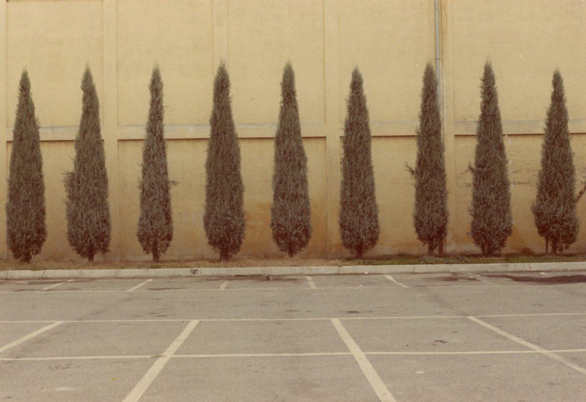 Luigi Ghirri, Modena, 1973 © Estate of Luigi Ghirri. Courtesy the Estate, Thomas Dane Gallery, and Matthew Marks Gallery