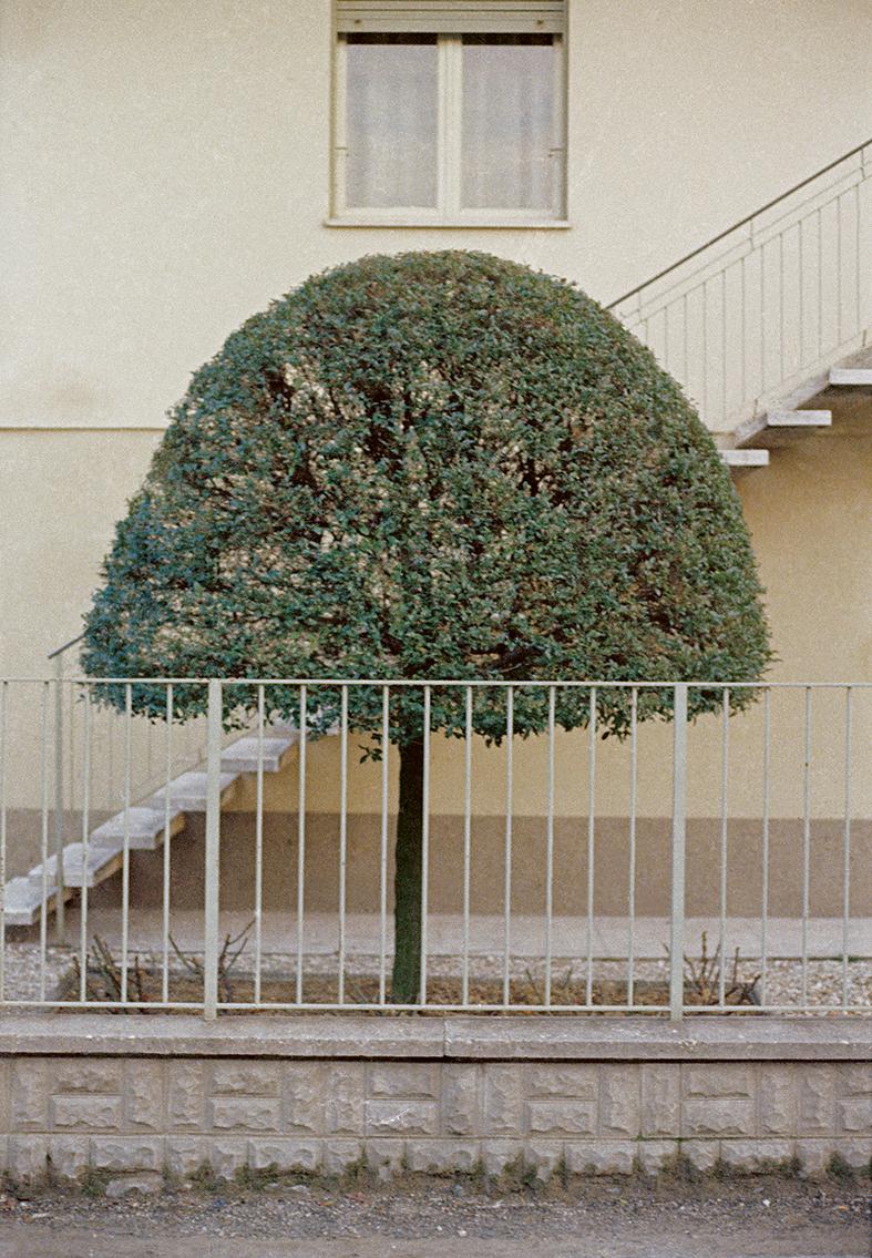 Luigi Ghirri. Image from Colazione sull'Erba (MACK, 2019). Courtesy the estate of the artist and MACK.