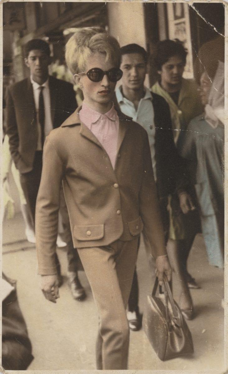 Kewpie Walking to Work, 1967 to 1968