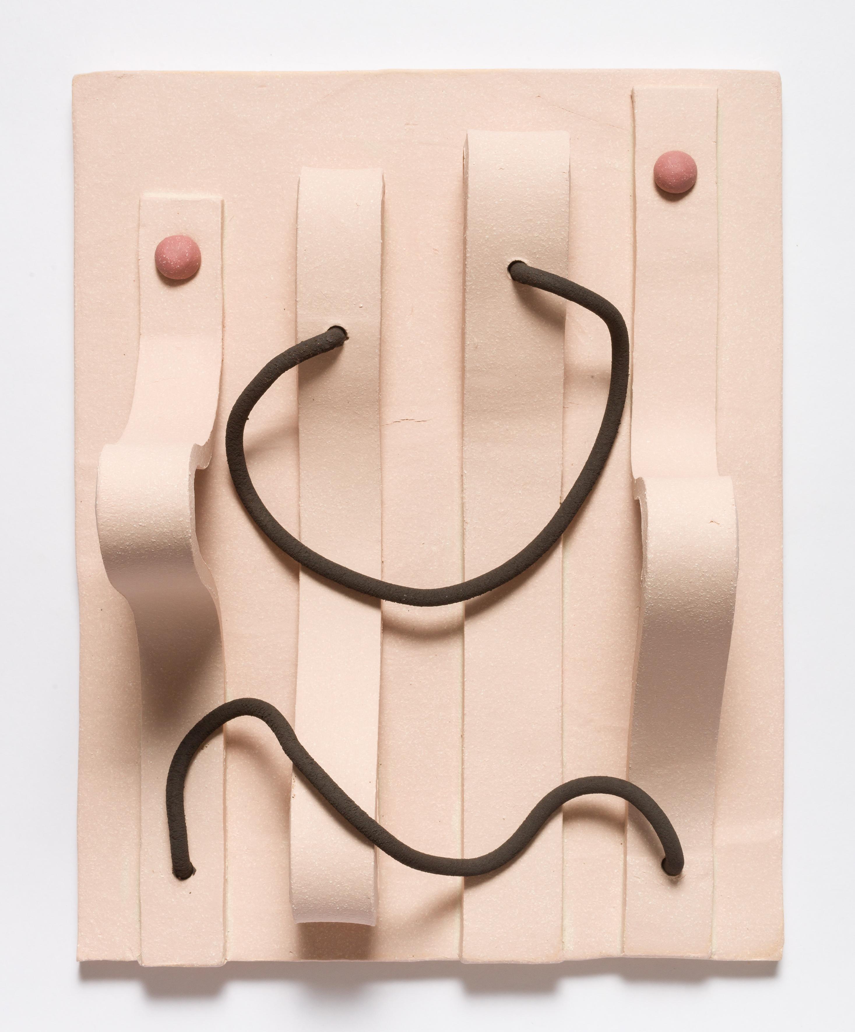 Jonathan Baldock, Maske, XVII, 2019
