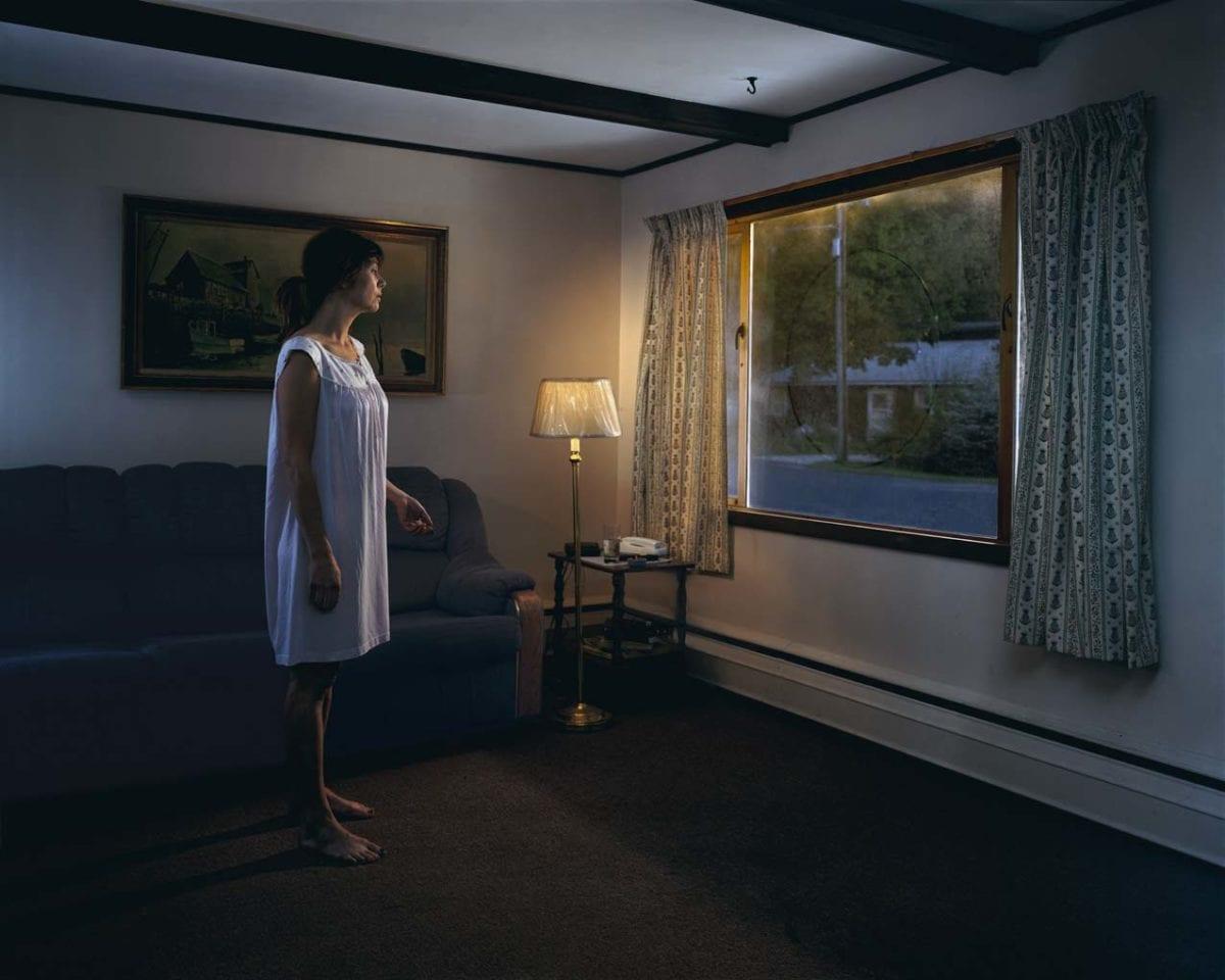 CREWD 1998-2002.Untitled (Circle on Window)