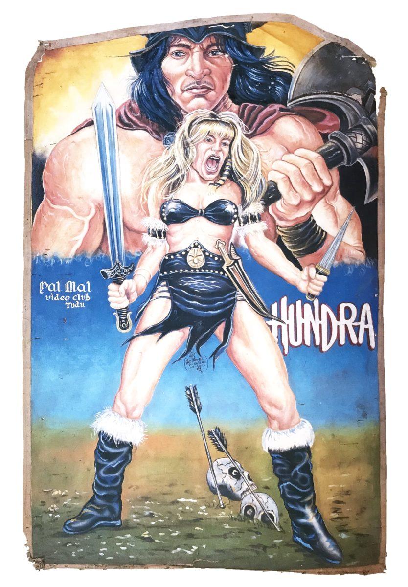 Joe Mensah, Hundra,1993. Courtesy Ernie Wolfe Gallery