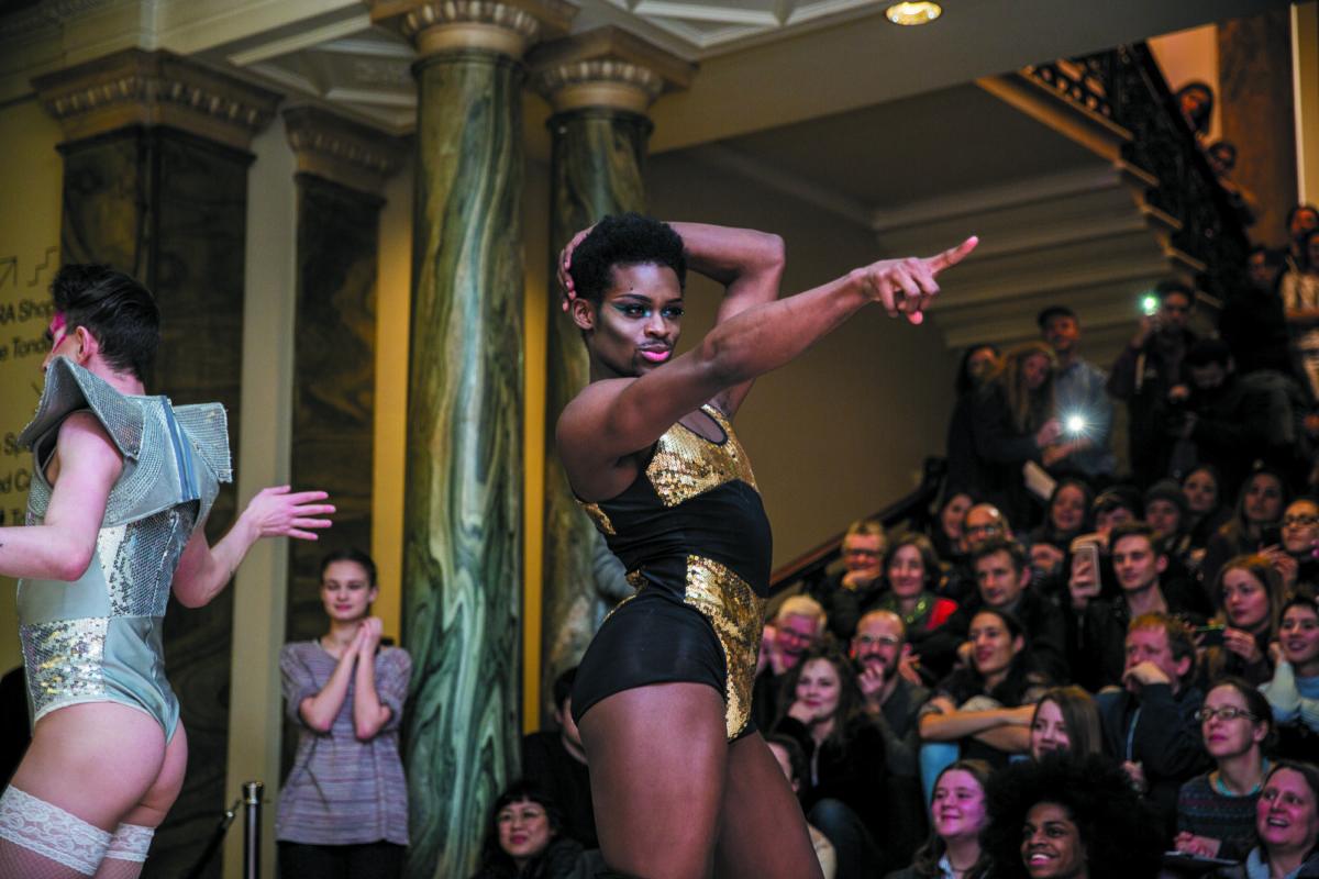 Roland Carline, Community Dance Showcase, 2017