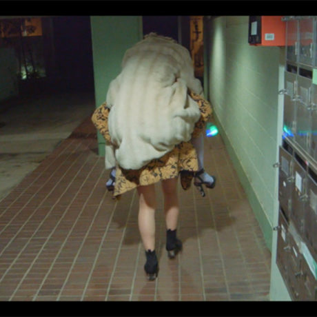 Umi Ishihara, UMMMI's Lonely Girl, 2016, Video still, from the Bloomberg New Contemporaries 2019 show