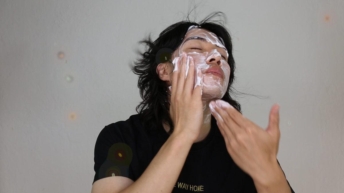 Skin Flick, video, 13 minutes 14 seconds, Adham Faramawy, 2019 (0)