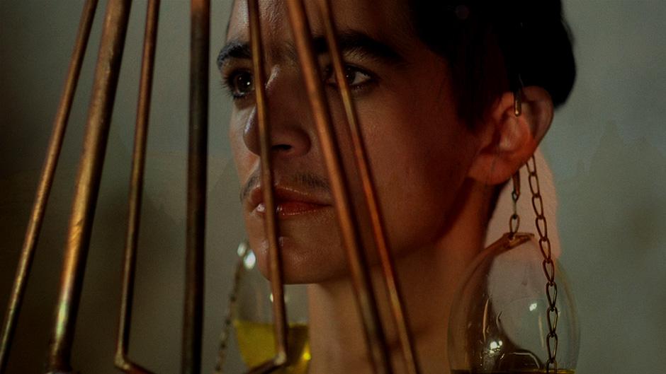 Ursula Mayer, still from Medea starring JD Samson, 2013