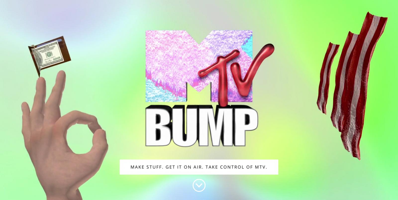 Richard Turley, MTV Bump