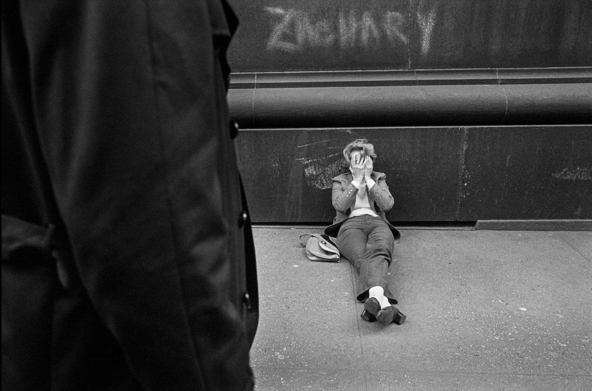 USA. NYC. 1982.