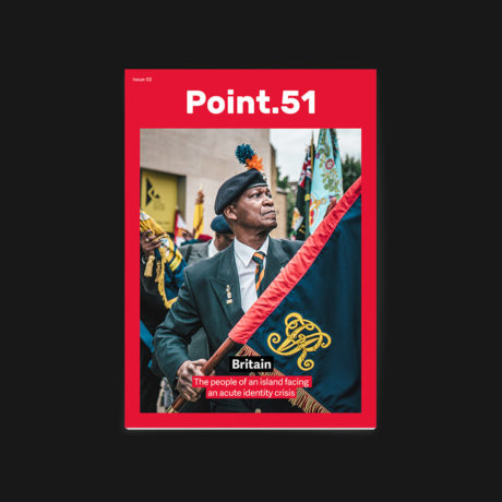 Point.51 magazine, issue 2, cover