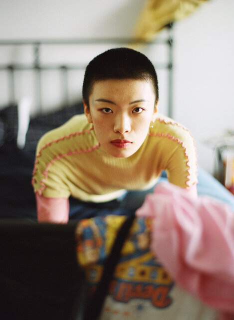 Luo Yang, from the series GIRLS, 2010 to present