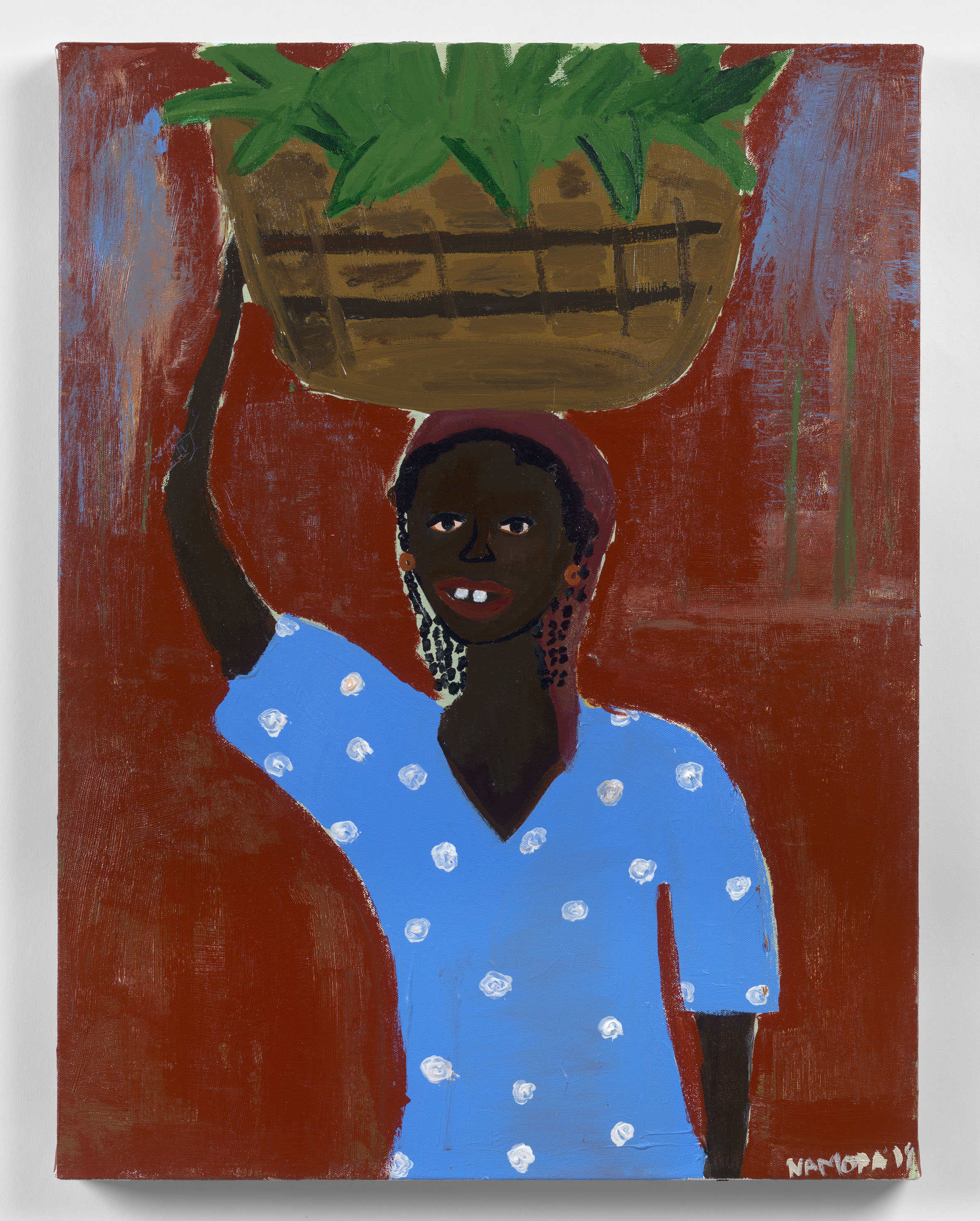 Cassi Namoda, Smiling Woman in Angoche, 2019