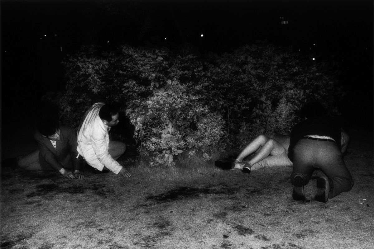 Kohei Yoshiyuki, The Park