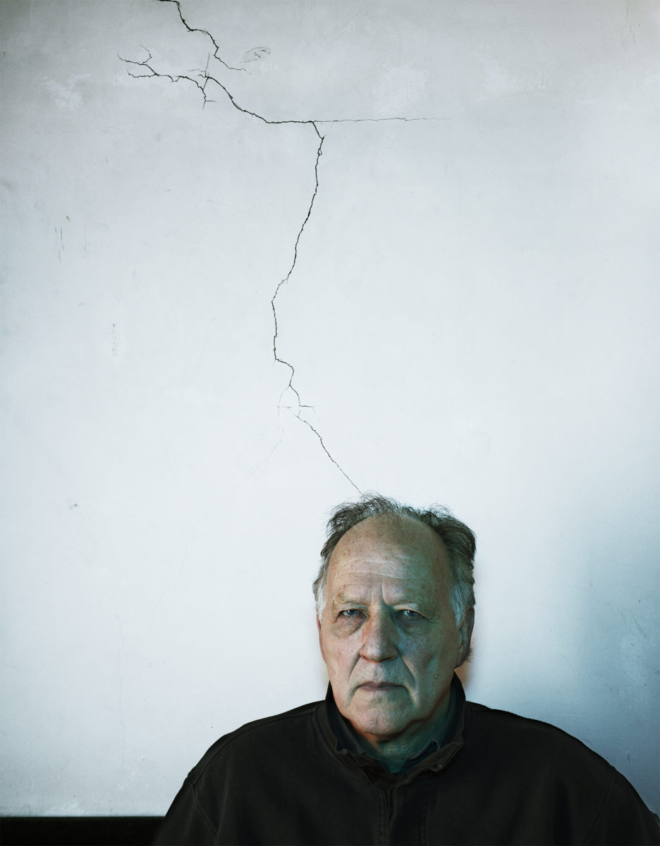 Werner Herzog III, Los Angeles, USA, 2011