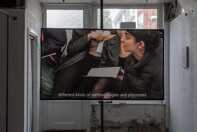 Winnie Herbstein at Jupiter Woods Gallery