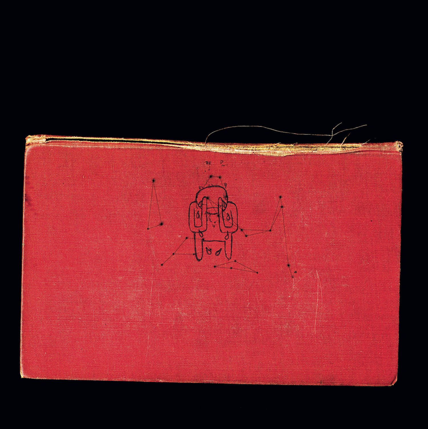 Stanley Donwood, artwork for Radiohead's Amnesiac album, 2001