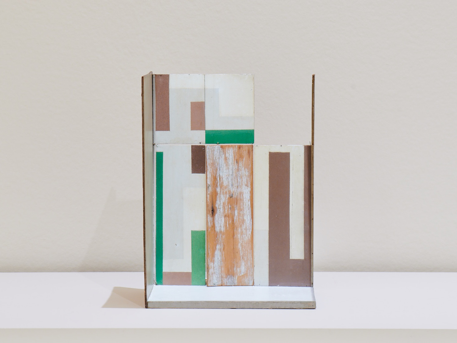 Maquette for Interior No.2, 1955. Private collection. Courtesy Alison Jacques Gallery, London
