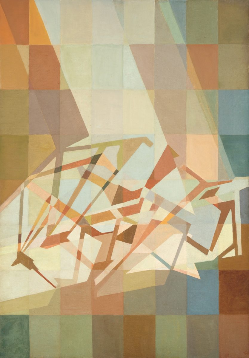 Untitled, 1956. Private collection, São Paulo