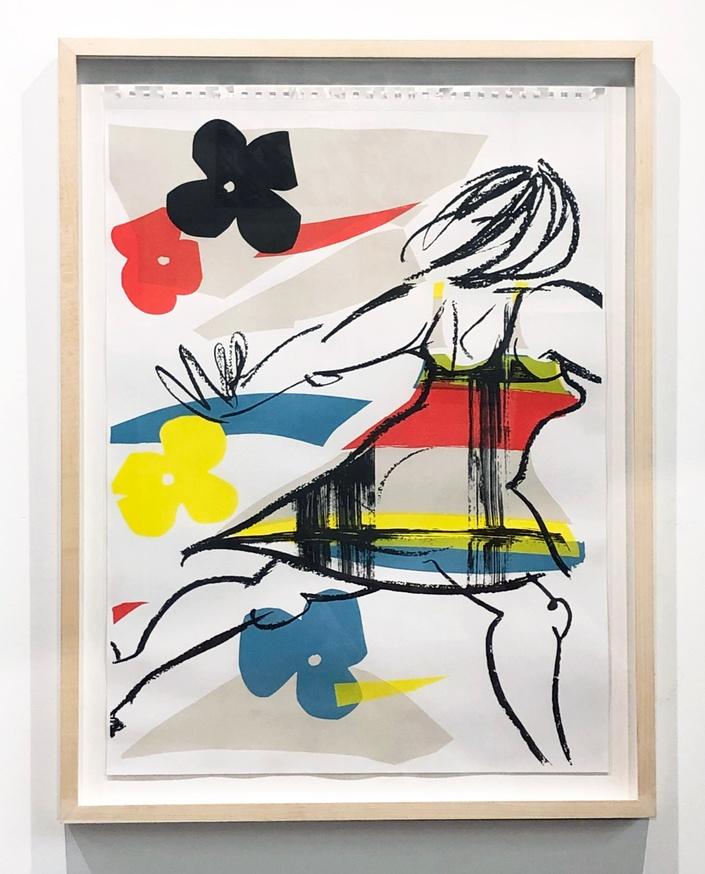 Ella Kruglyanskaya for Printed Matter