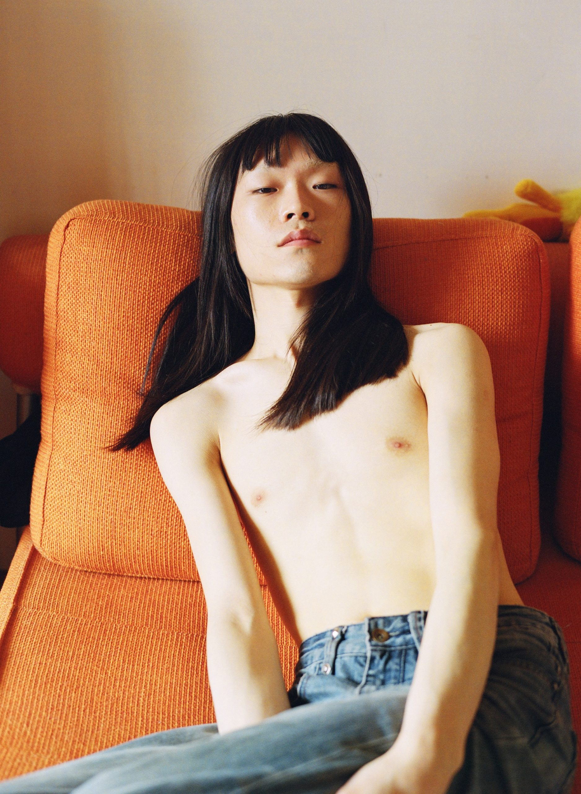 Luo Yang, Xiao Jie, 2019. From the series Youth. Courtesy the artist