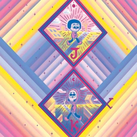 J&K by John Pham, cover