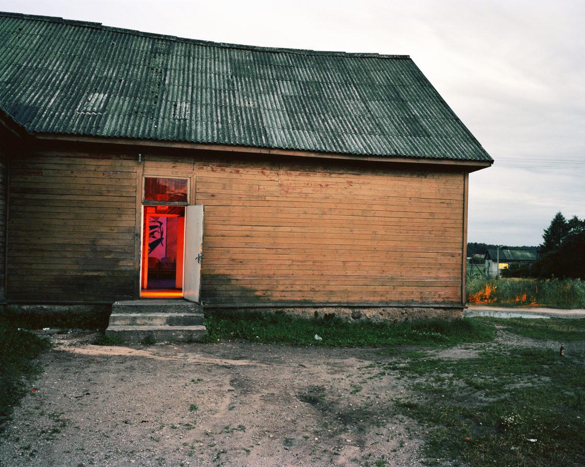 Untitled, DISKO Series, Naujas Strūnaitis, Lithuania 2008. Andrew Miksys