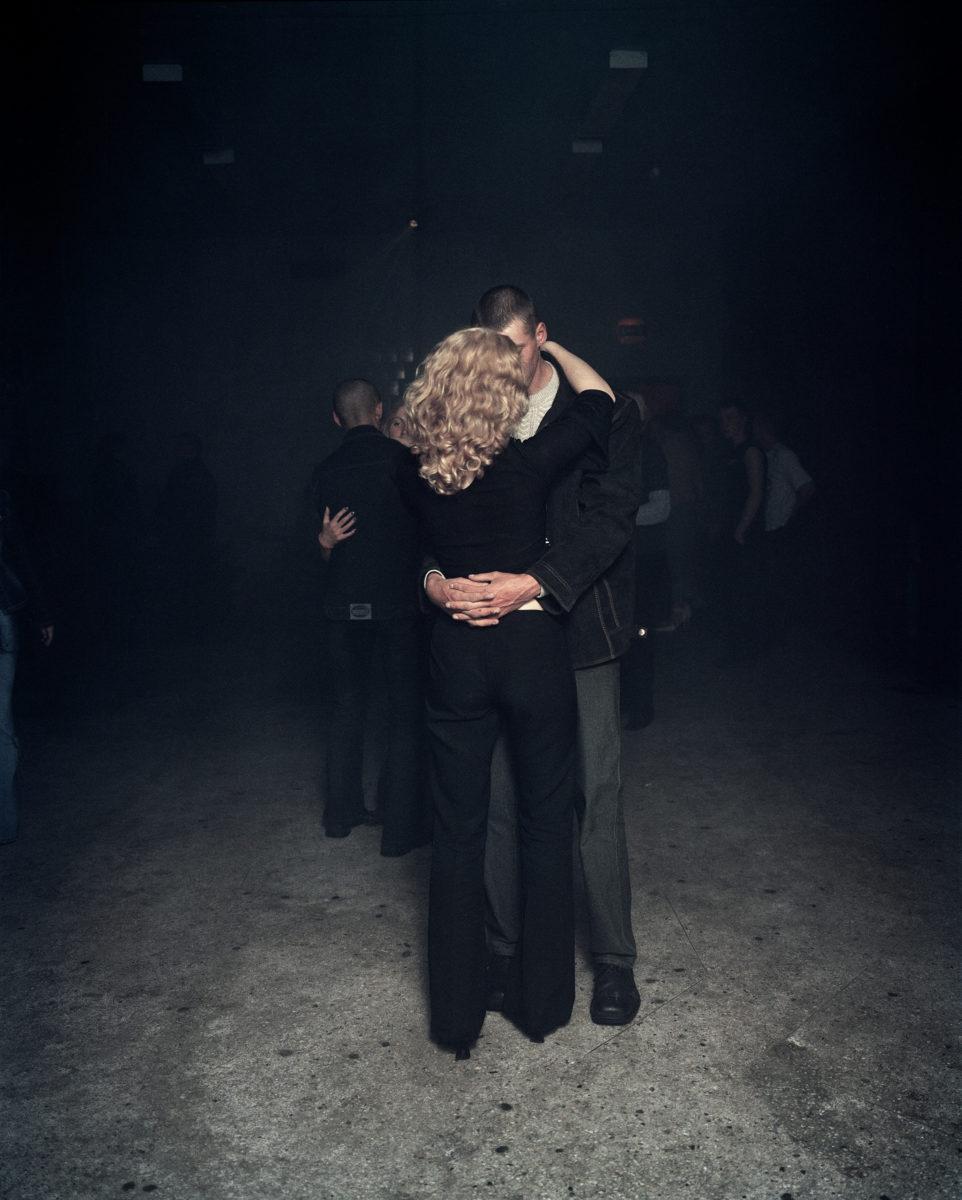 Untitled, DISKO Series, Tetėnai, Lithuania 2004