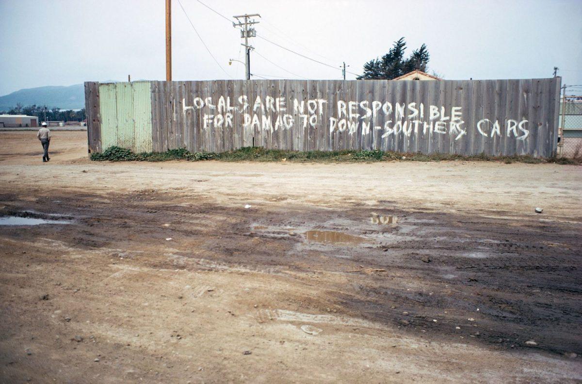 California Street, Ventura, CA 1972. Photo © Jeff Divine