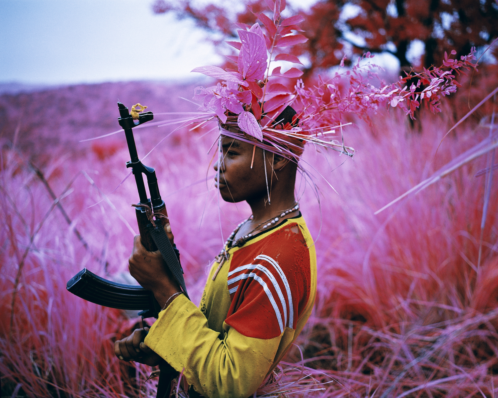 Richard Mosse, Safe From Harm, 2012