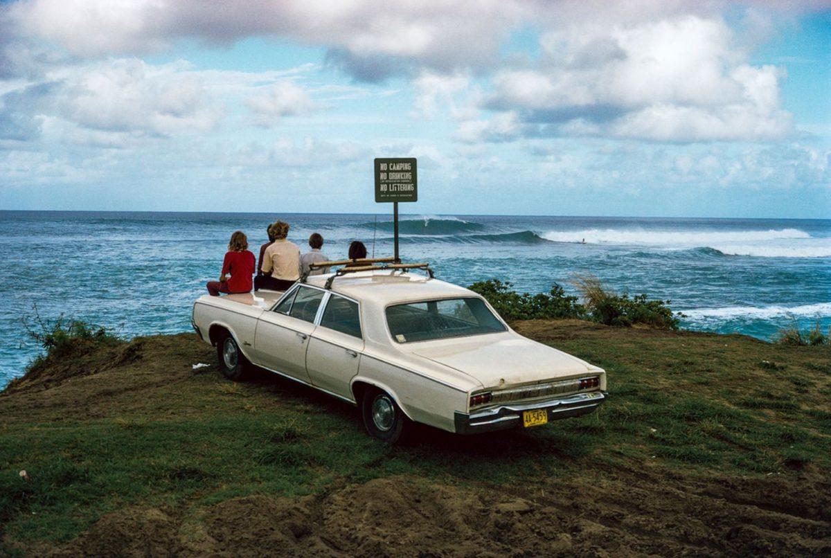 Sunset Beach 1972 – Photo c. Jeff Divine