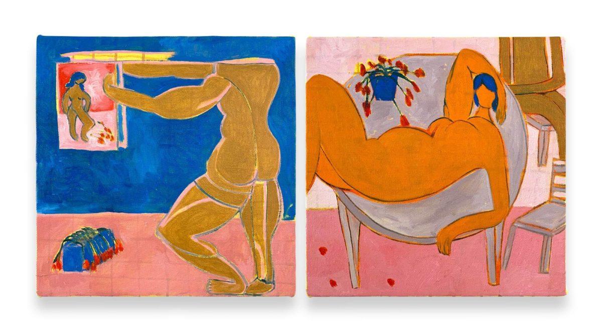 Tahnee Lonsdale, Untitled 1, 2020