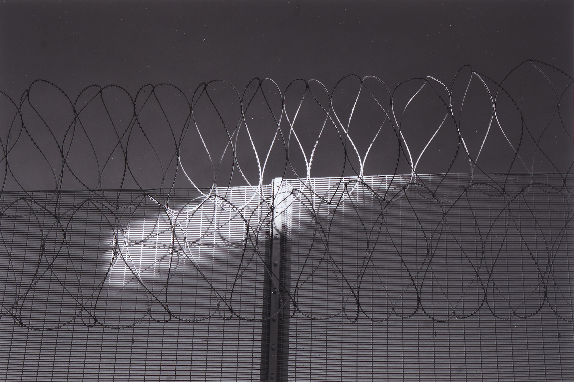 Photograph 8, Guernsey Prison, Keith Bromley Bronze Award for Photography