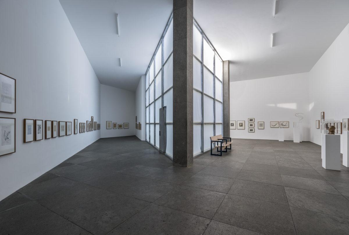 Museum Insel Hombroich, Schnecke Architekture: Erwin Heerich