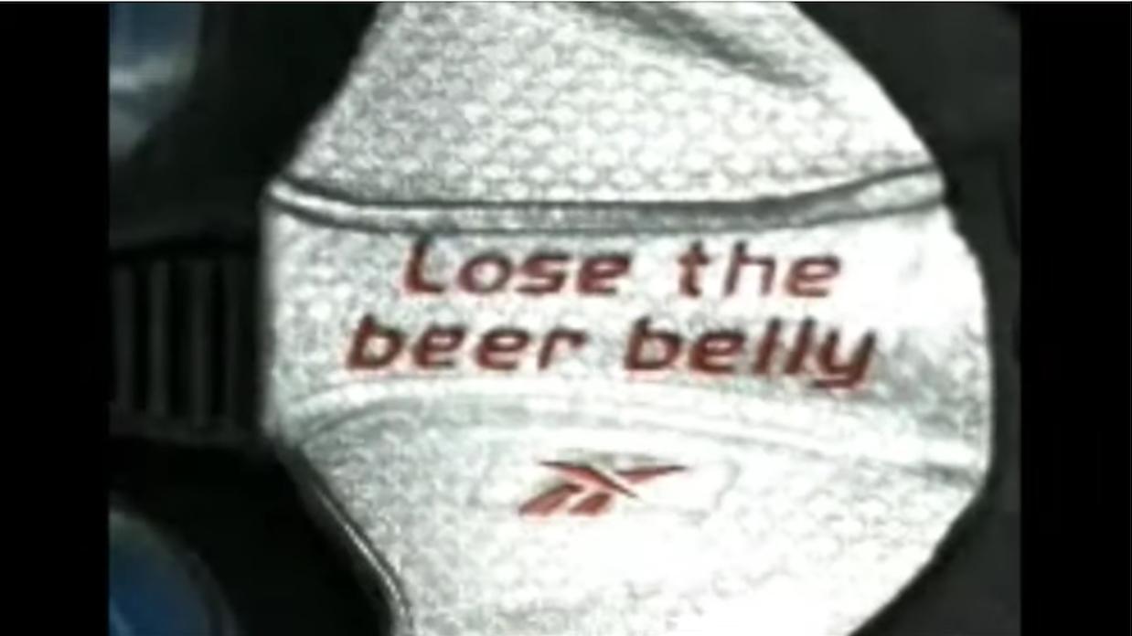 Lowe Lintas, Reebok ad, 2000