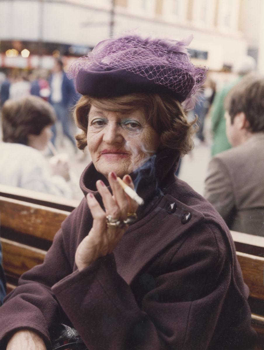 Shirley Baker, Manchester, 1985