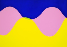 Osamu Kobayashi, Two Rivers, 2017. Courtesy the artist
