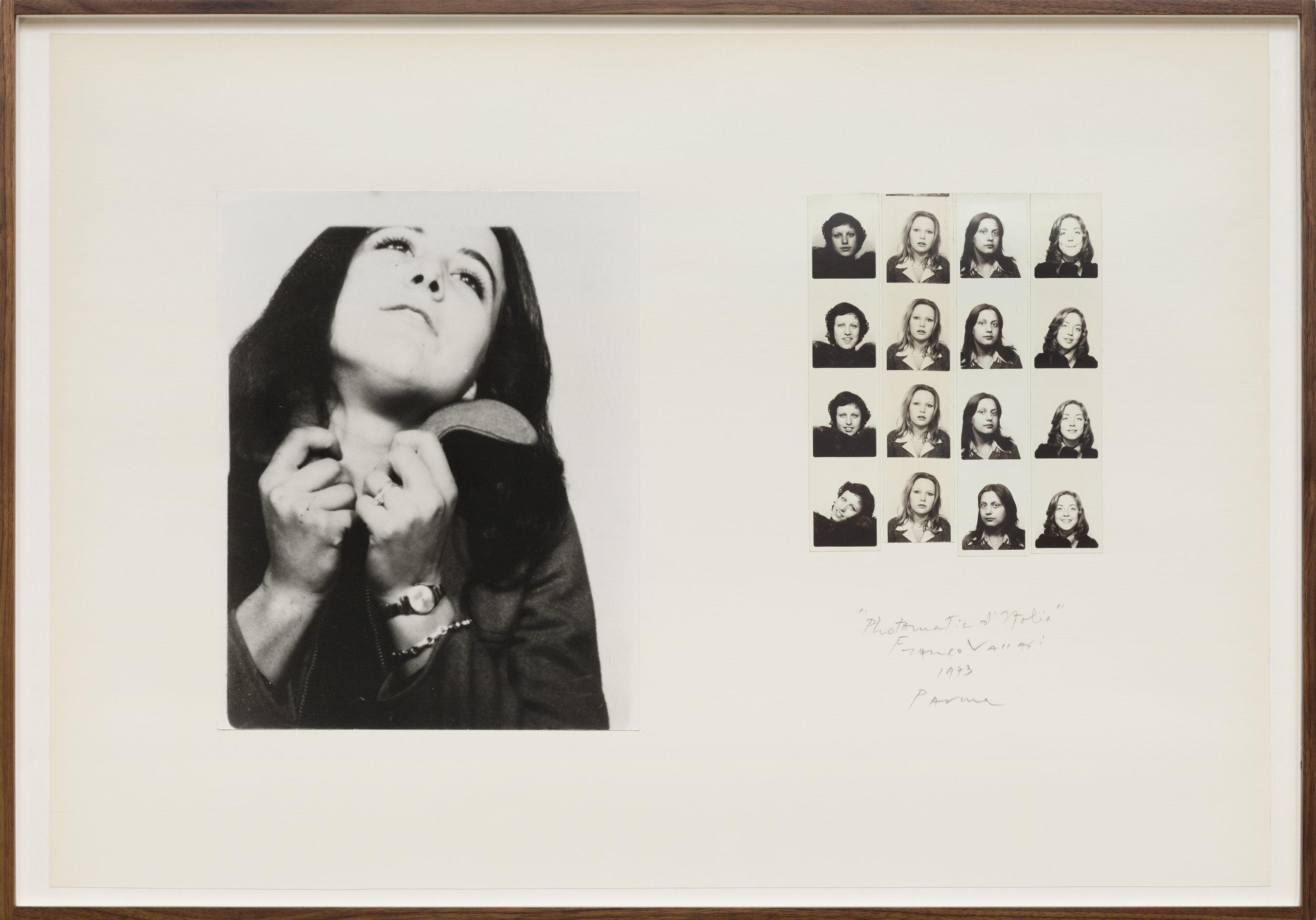 Photomatic d'Italia (Parma), 1973. Courtesy the artist and P420, Bologna