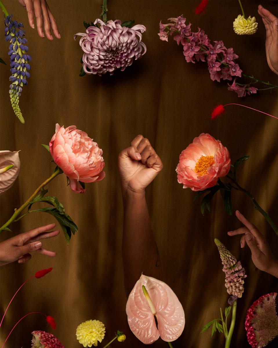Christina Poku, The Right to Blossom, 2020