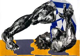 Clotilde Jimenez, Pose No. 4, 2020, Courtesy of the Artist and Mariane Ibrahim Gallery