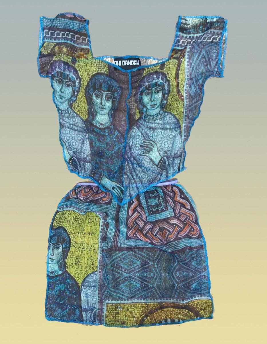 Rhi Dancey, Renaissance Corset and Skirt