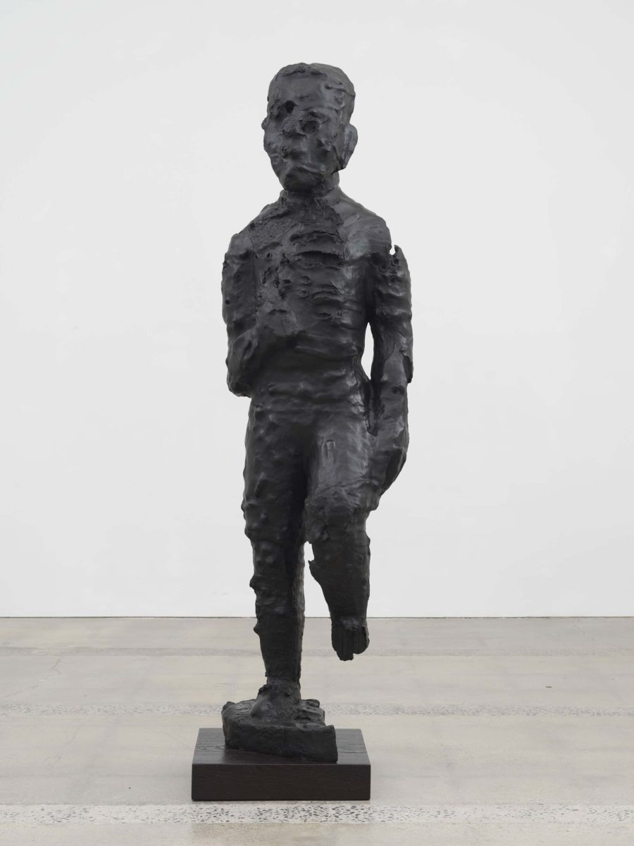 Sanford Biggers, BAM (for Michael), 2016.  Courtesy of the artist and Marianne Boesky Gallery, Aspen and New York