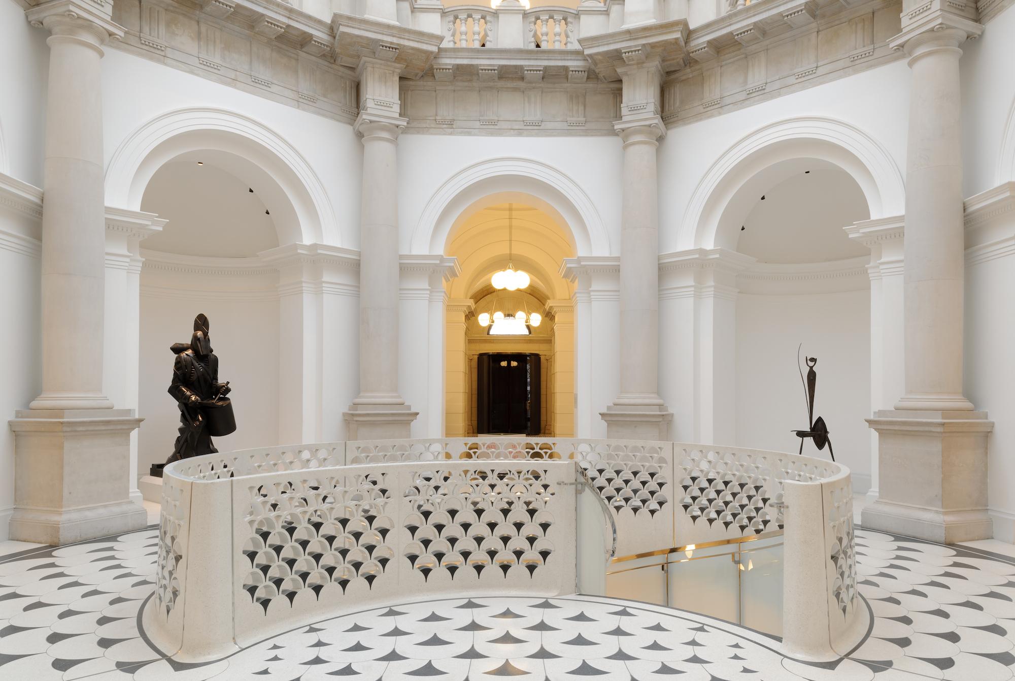 Tate Britain interior © Tate Photography