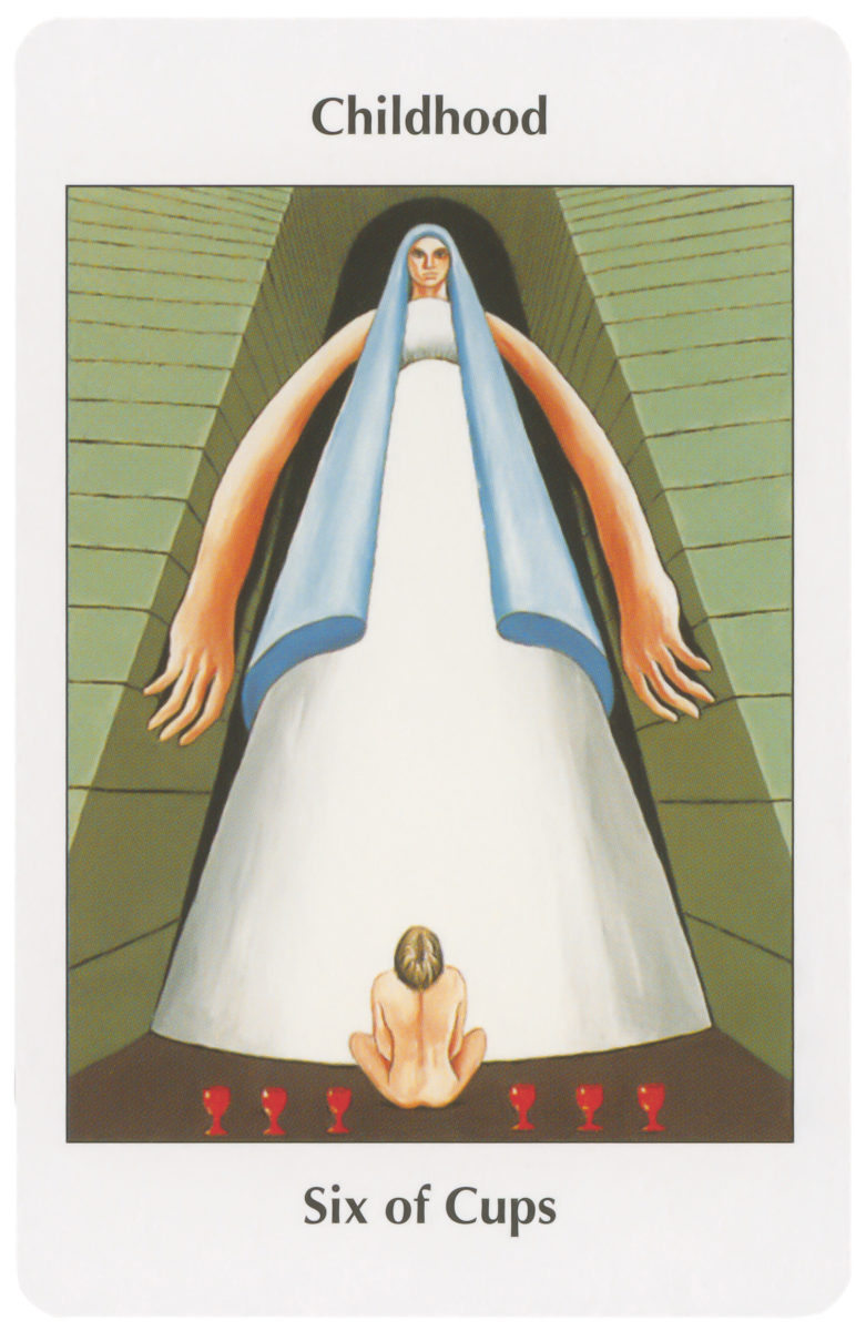 Six of Cups: