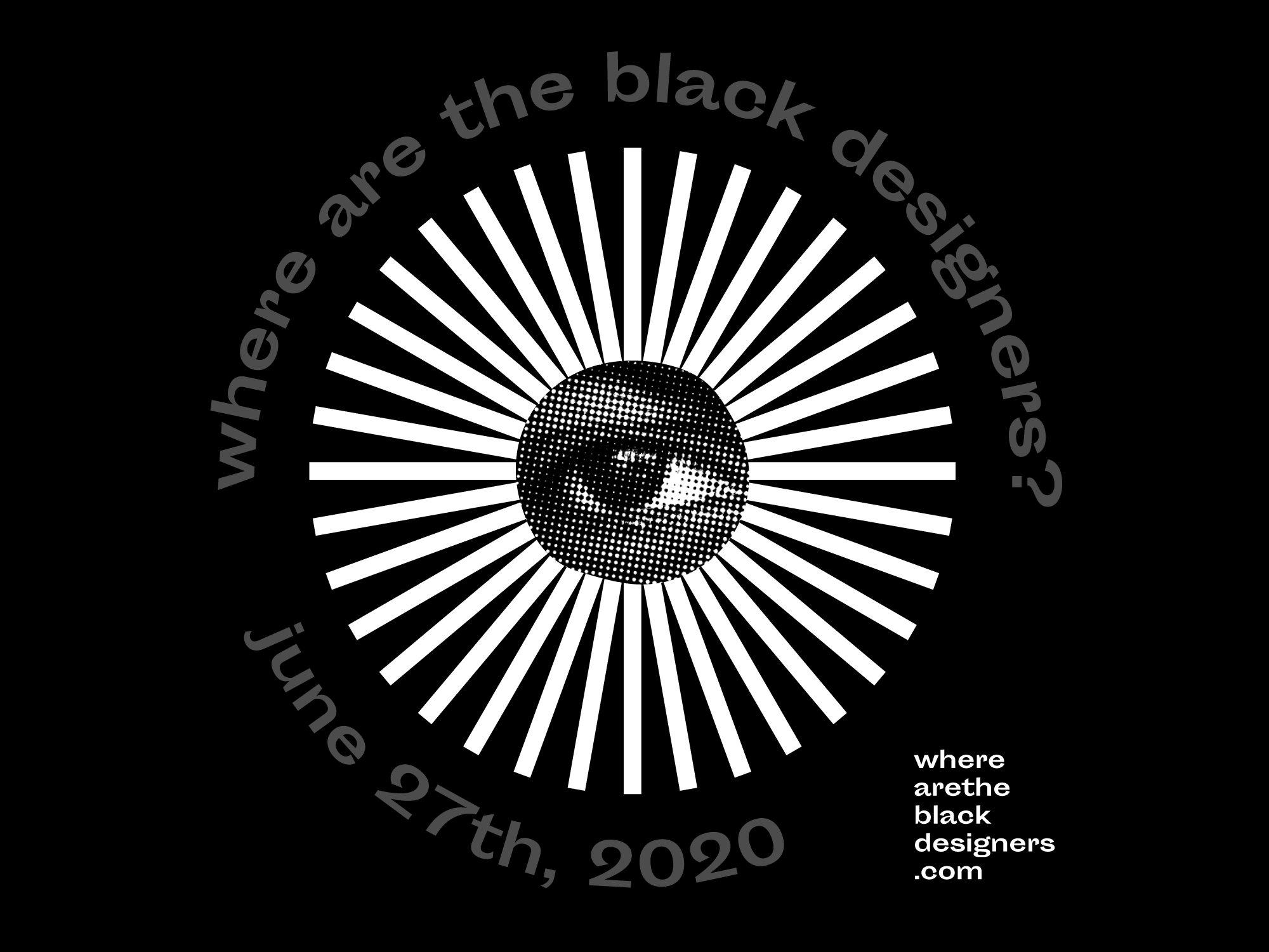 Where are the Black Designers, Diego Justino